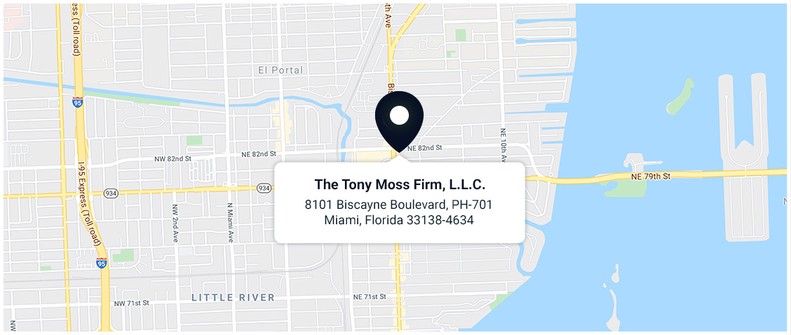 The Tony Moss Firm, L.L.C.